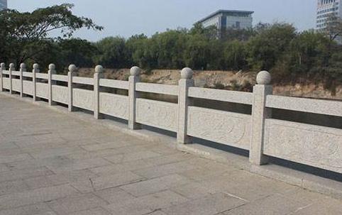 连云港桥栏杆