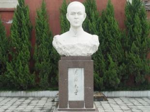 连云港人物石材雕塑