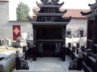 公墓-大理石碑楼