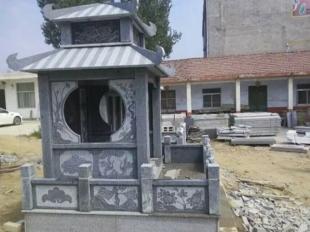 公墓-大理石基台