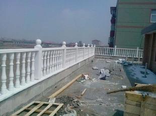 阳台柱-阳台护栏