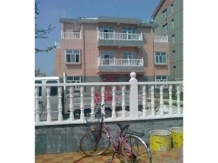 阳台柱-小区护栏