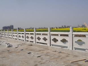 路桥护栏-花岗岩护栏