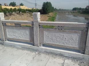 路桥护栏-花岗岩围栏
