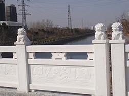 路桥护栏-汉白玉栏杆