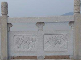 苏州连云港石材栏杆
