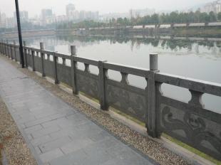 石材桥栏杆